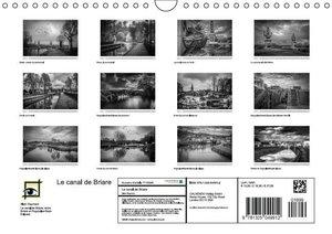 Le canal de Briare (Calendrier mural 2015 DIN A4 horizontal)