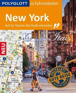 POLYGLOTT zu Fuß entdecken New York