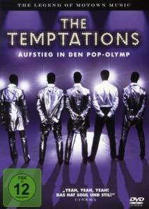The Temptations-Aufstieg In Den Pop-Olymp