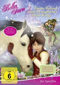 Emma Roland und ihr magisches Pferd Wings - Ein Abenteuer aus de