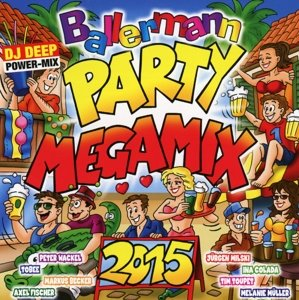 Ballermann Party Megamix 2015.1
