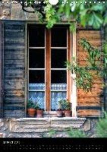 Fenêtres provençales (Calendrier mural 2015 DIN A4 vertical)