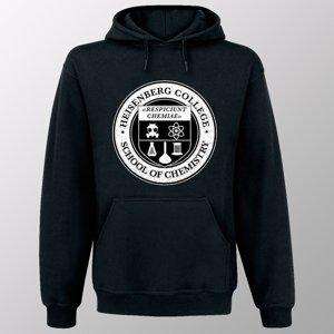 Heisenberg College (Hoodie XL/Black)
