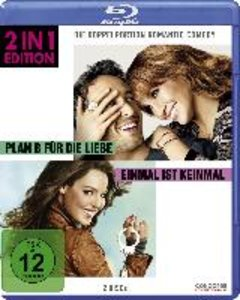 2 in 1 Edition: Plan B für die Liebe/Ei (Blu-ray)