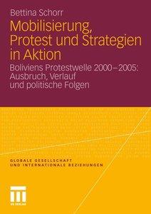 Mobilisierung, Protest und Strategien in Aktion