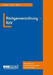 Röntgenverordnung - RöV