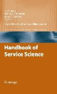 Handbook of Service Science