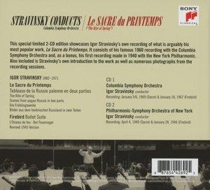 Le Sacre du Printemps-Deluxe Edition