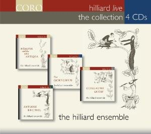 Hilliard Live-The Collection