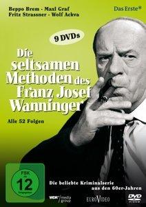 Die seltsamen Methoden des Franz Josef Wanni (DVD)