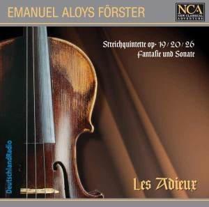 Streichquintette op.19/20/26/Fantasie & Sonate