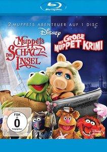 Der grosse Muppet Krimi & Muppets - Die Schatzinsel