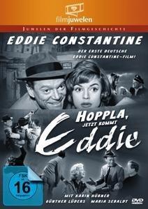 Eddie Constantine: Hoppla, jetzt kommt Eddie (Filmjuwelen)