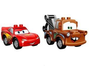 LEGO Duplo 10600 - Disney Cars: Das Rennen