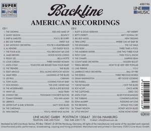 Backline Vol.196