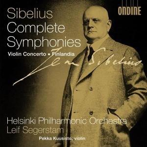 Complete Symphonies/Violin Cto./Finlandia