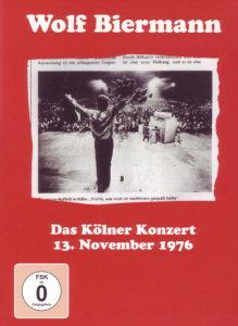 Das Kölner Konzert 13.November 1976