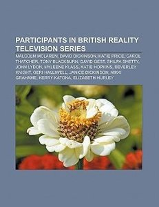 Participants in British reality television series