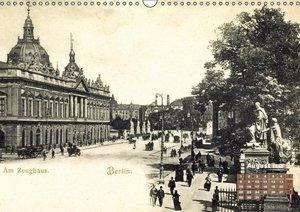Grüße aus Berlin - Die Stadt in historischen Ansichten (Wandkale