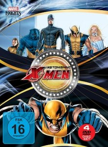 Astonishing X-Men Box