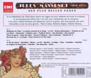 Massenet - Best Of