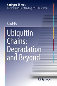 Ubiquitin Chains: Degradation and Beyond