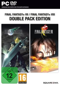 Final Fantasy VII / Final Fantasy VIII - Double Pack Edition