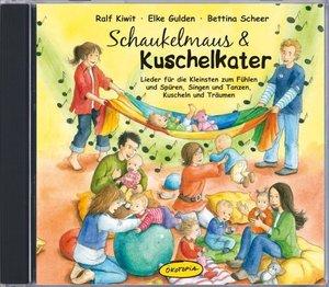 Schaukelmaus & Kuschelkater (CD)