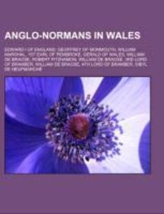 Anglo-Normans in Wales