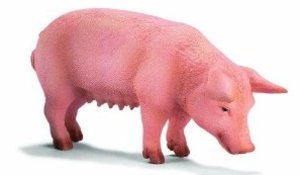 Schleich 13288 - Farm Life: Schwein, stehend