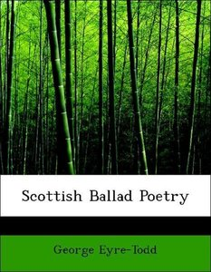 Scottish Ballad Poetry