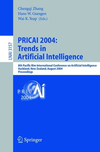 PRICAI 2004 -Trends in Artificial Intelligence