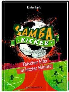 Samba Kicker 03: Falscher Elfer in letzter Minute