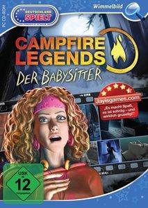 Campfire Legends: Der Babysitter (Wimmelbild)