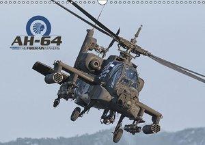 Hellenic Army AH-64 (Wall Calendar 2015 DIN A3 Landscape)