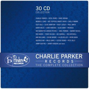 Charlie Parker Records-The Complete Collection