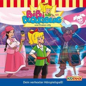 Bibi Blocksberg 101 und Piraten-Lilly