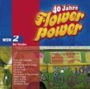 WDR2 40 Jahre Flower Power