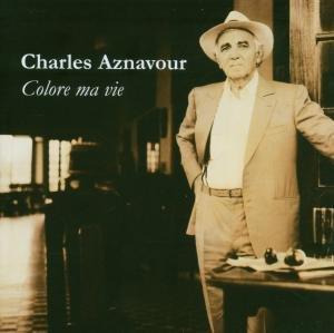 Aznavour, C: Colore Ma Vie