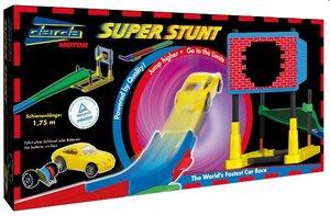 Simm 50201 - Darda: Super Stunt, Sprungchanze 1,75 m + Porsche