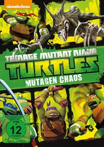 Teenage Mutant Ninja Turtles: Mutagen Chaos