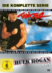 Hulk Hogan Box-Thunder In Paradise