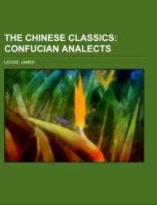 The Chinese Classics Volume 1