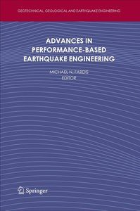 Advances in Performance-Based Earthquake Engineering