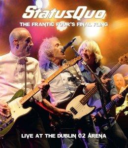 Status Quo;Frantic Four-Live Dublin