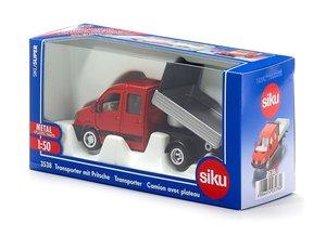 SIKU 3538 - Transporter mit Pritsche