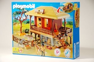 PLAYMOBIL® 4826 - Wildtierpflegestation