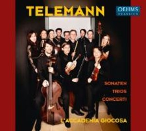 Sonaten/Trios/Concerti
