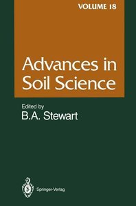 Advances in Soil Science