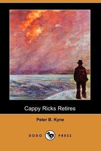 CAPPY RICKS RETIRES (DODO PRES